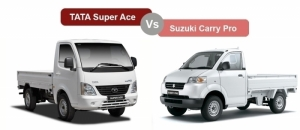 so sanh xe tai tata super ace voi suzuki carry pro