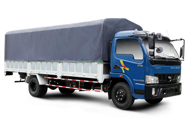 So sánh xe tải Veam Vt650 và Hyundai HD99