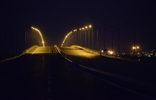 Tại sao đường cao tốc không có đèn đường