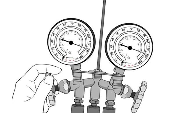 Kiểm tra áp suất không khí