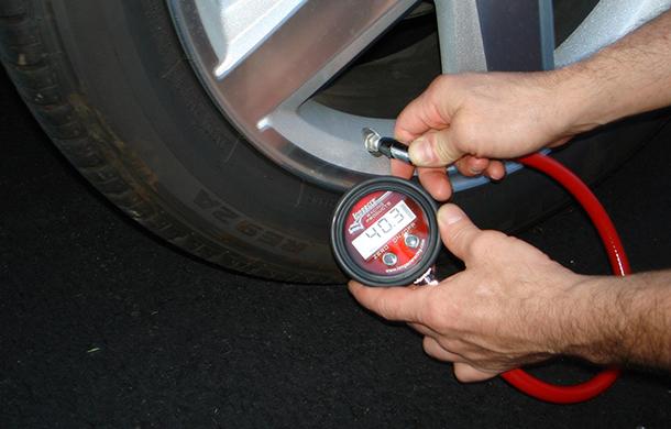 Lợi ích của việc bơm lốp đúng cách