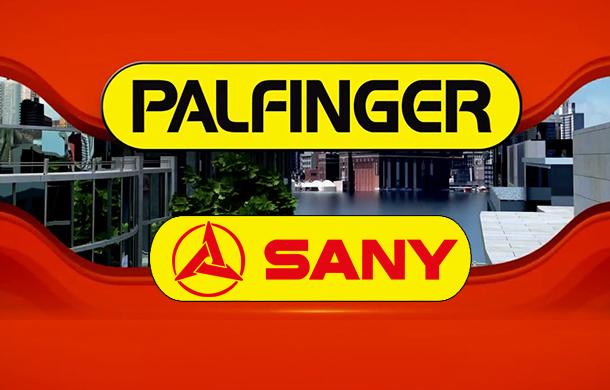 Palfinger Sany