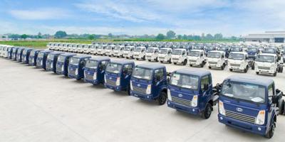 Xe tải Daehan Tera 230