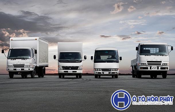 đại lý xe tải Fuso