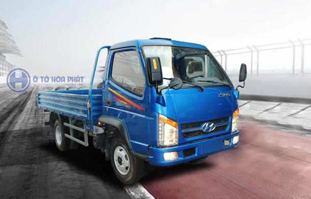Chi tiết xe tải Hyundai HD19