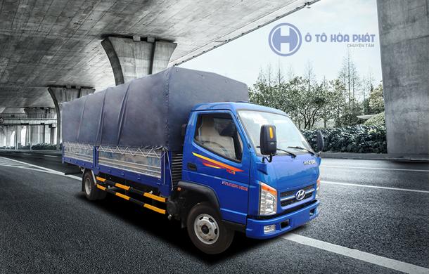 Đánh giá xe tải Hyundai HD19 1t9