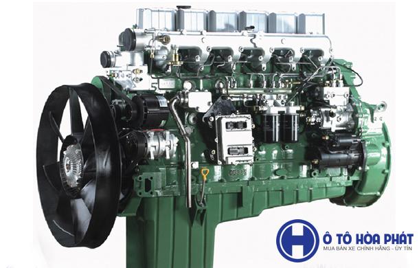 động cơ faw máy xanh
