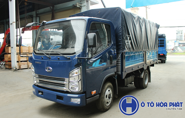 Xe tải Daehan 2t4 teraco