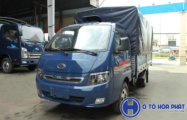 Xe tải Daehan 190 teraco