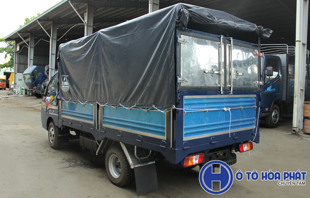 Xe tải Daehan Teraco 1t9