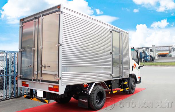 Xe tải Deahan Tera 250 thùng 3m7