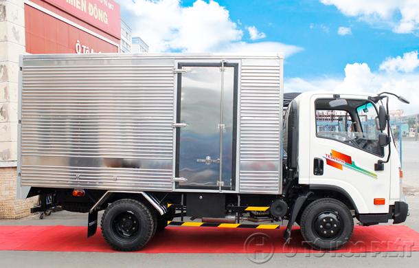 Xe tải Tera 250 động cơ Hyundai