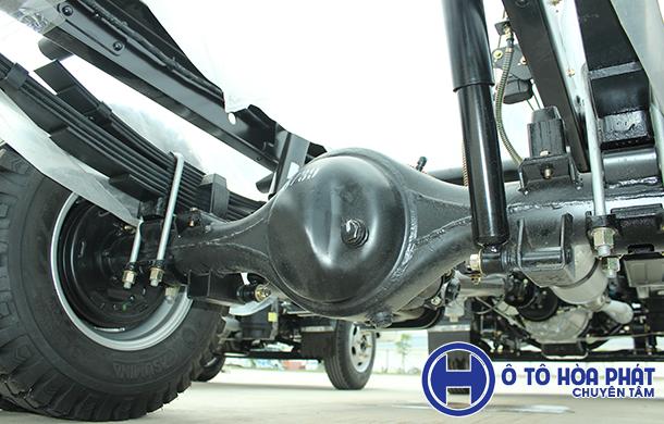 Cầu chủ động xe tải Daehan Tera 190