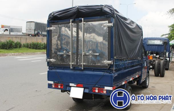 Xe dongben 810kg thùng 2m5