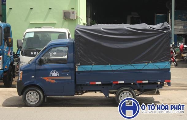 Xe tải nhẹ Dongben 810kg