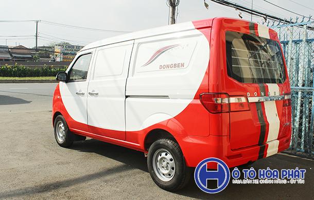 Xe bán tải Dongben 2 chỗ 950kg