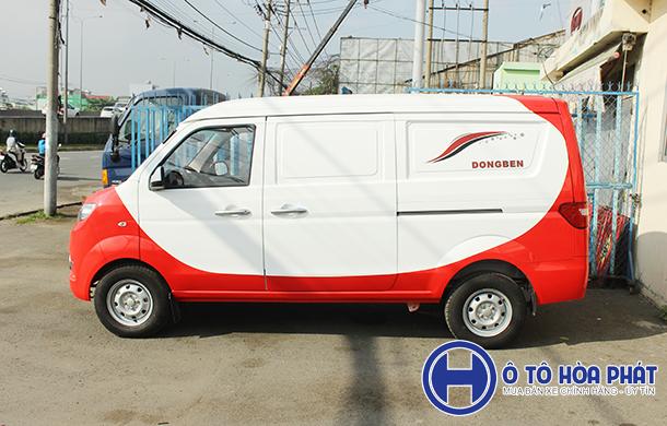 Xe bán tải Dongben x30 2 chỗ
