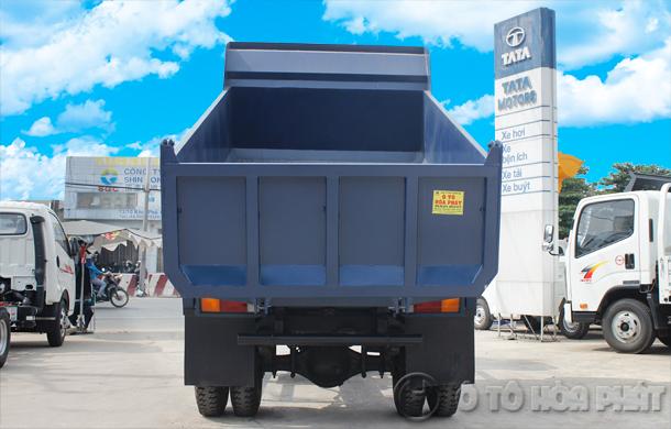 Xe ben Hyundai HD700 thùng vuông