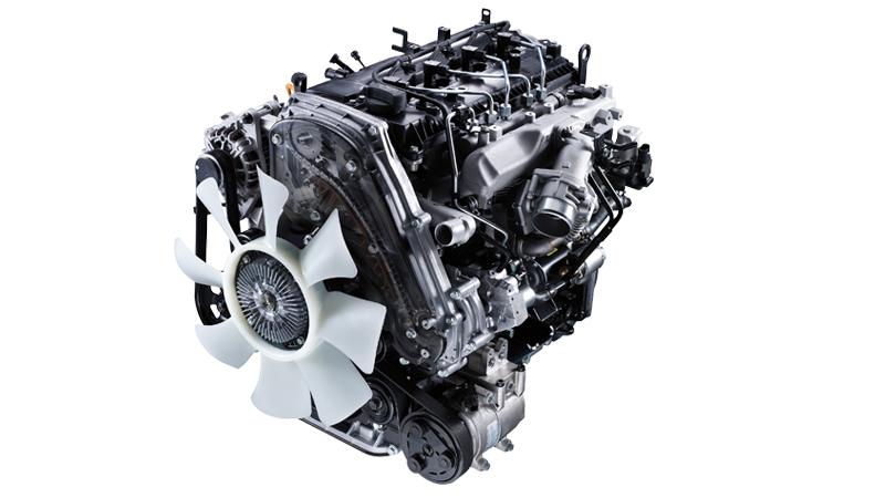 Động cơ xe tải Hyundai 1t49