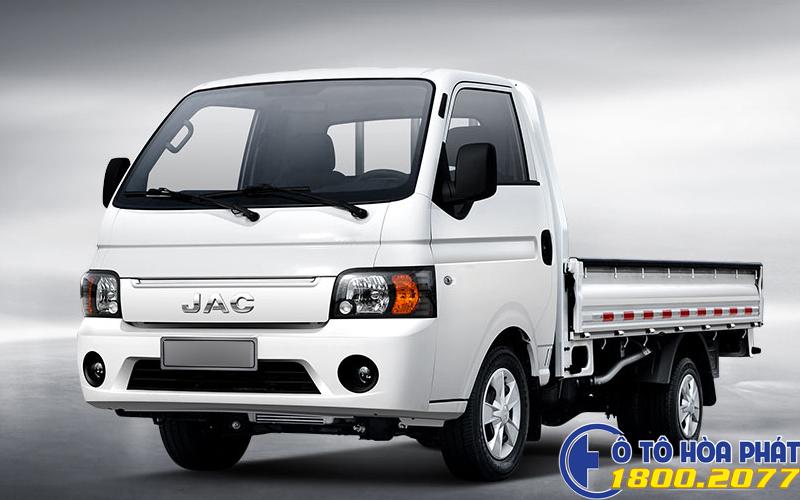 Xe tải Jac X125 1.2t thùng 3.2m Euro 4