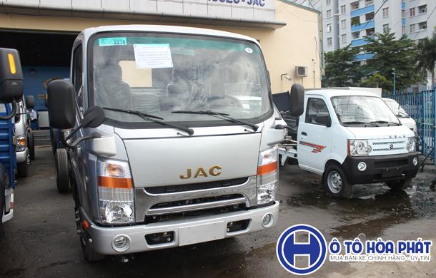 Xe tải Jac 3t45 thùng 4m3