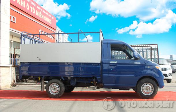 Xe tải Kenbo 1 tấn thùng 2m7