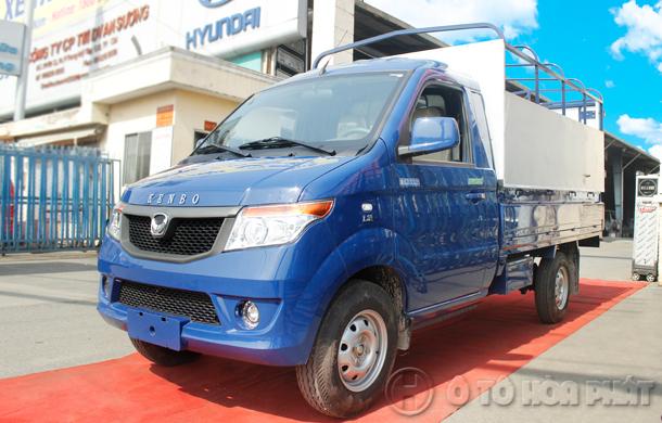 Xe tải Kenbo 1t máy xăng