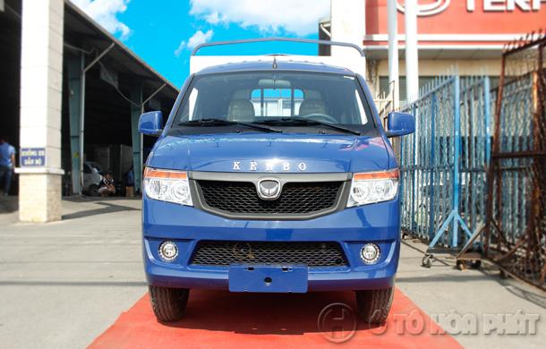 Xe tải Kenbo 990kg nhập khẩu Ả Rập