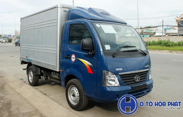 Xe tải Cửu Long 1t2 Tata