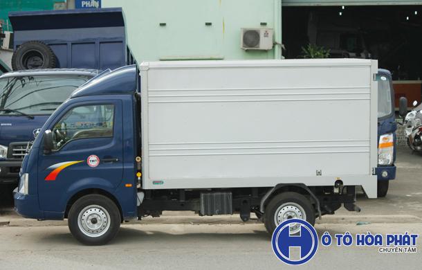 Xe tải Tata 1t2 máy dầu