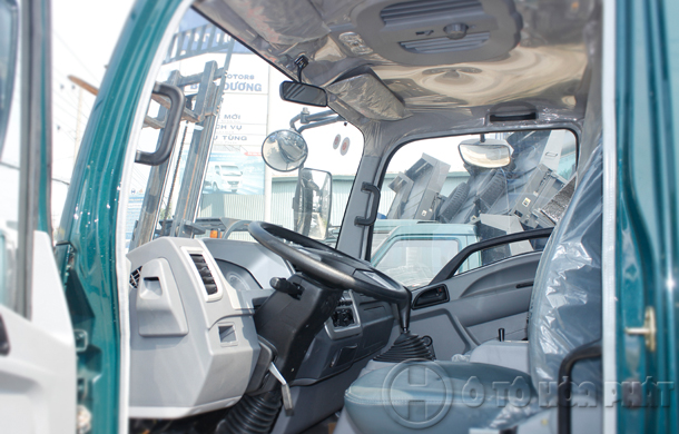 Cabin xe ben TMT SinoTruk 9t1