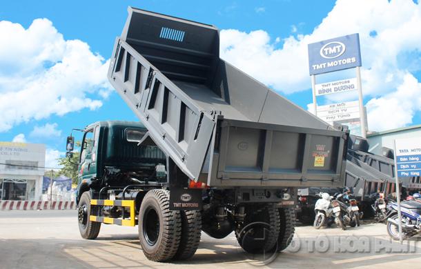 Xe ben TMT 9t1 thùng 7.2 khối