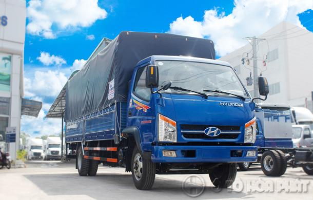 Xe tải TMT 1t9 Hyundai đời 2017