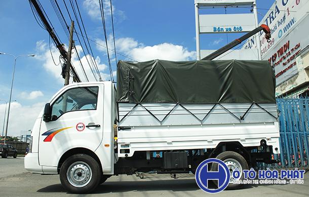Xe tải Tata 1 tấn thùng 2m6