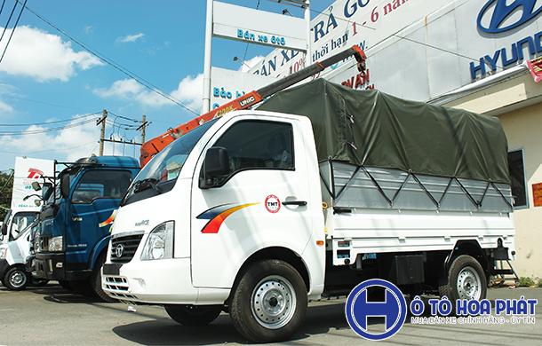 Xe tải Tata 1t máy xăng