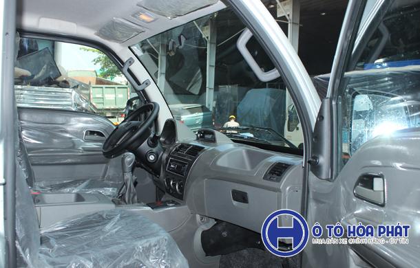Cabin xe tải TaTa 1t ấn độ
