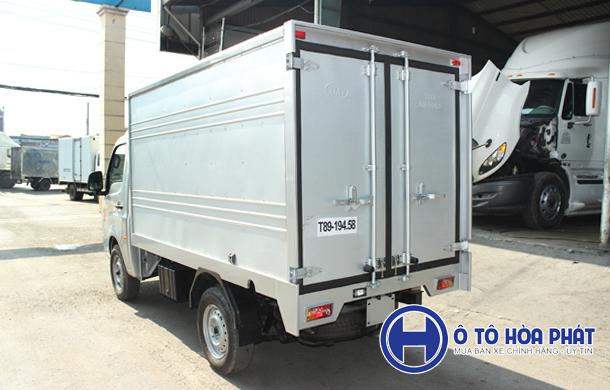 Xe tải TaTa Ấn Độ 1t2 máy dầu