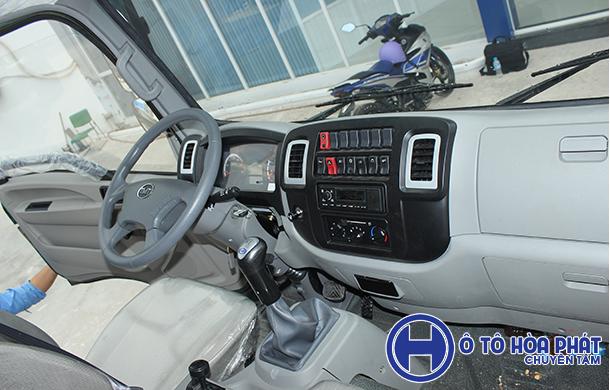 Cabin xe tải TaTa 3t5