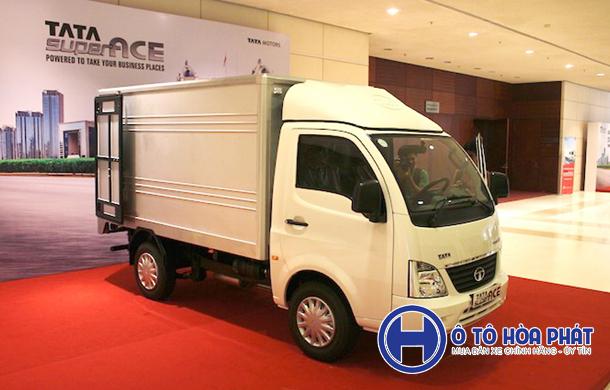 Xe tải Tata 990kg nhập khẩu Ấn Độ