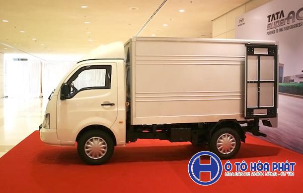 Xe tải tata super ace 990kg