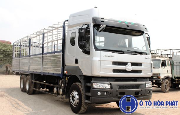Xe tải Chenglong 3 chân Hải Âu máy Yuchai 240