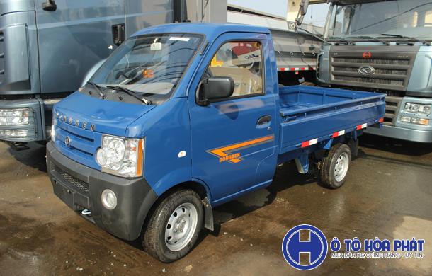 Xe tải Dongben 870kg thùng 2m5 giá rẻ