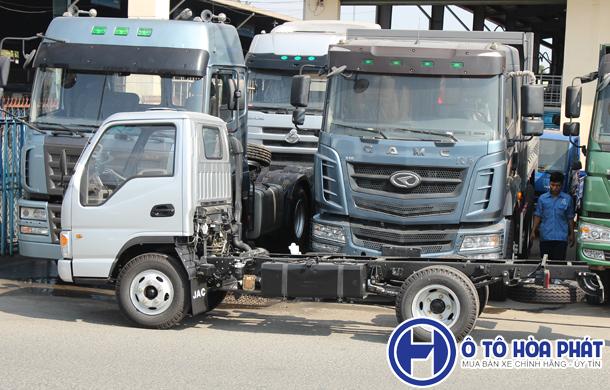 xe tải jac 2 tấn 4