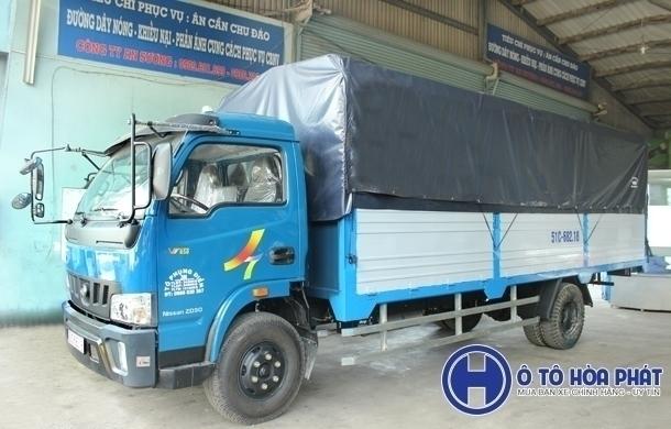 xe tải veam vt650