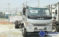 xe tai jac 9t1 chassis